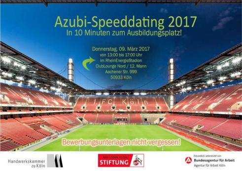 Azubi-Speeddating Save-the-Date