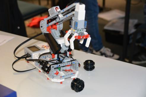 Bildungkoelnde Anmeldung Praxisprojekt Lego Mindstorms 2